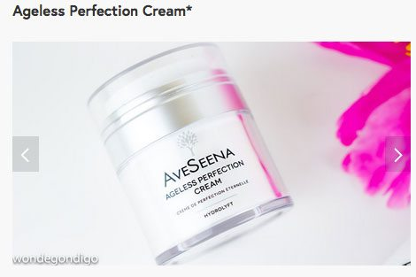 Ageless Perfection Cream skin care review