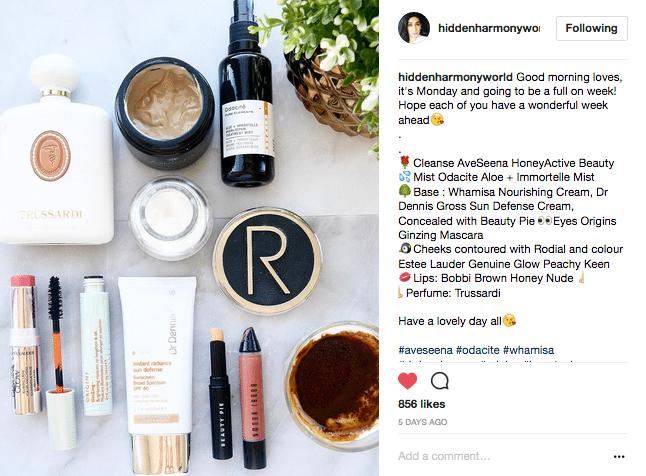 Hidden harmony world Instagram Honeyactive beauty mask honey mud