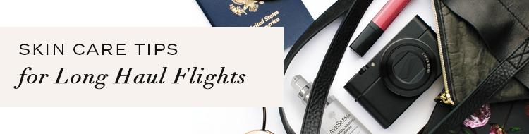 skin care tips flights dry skin
