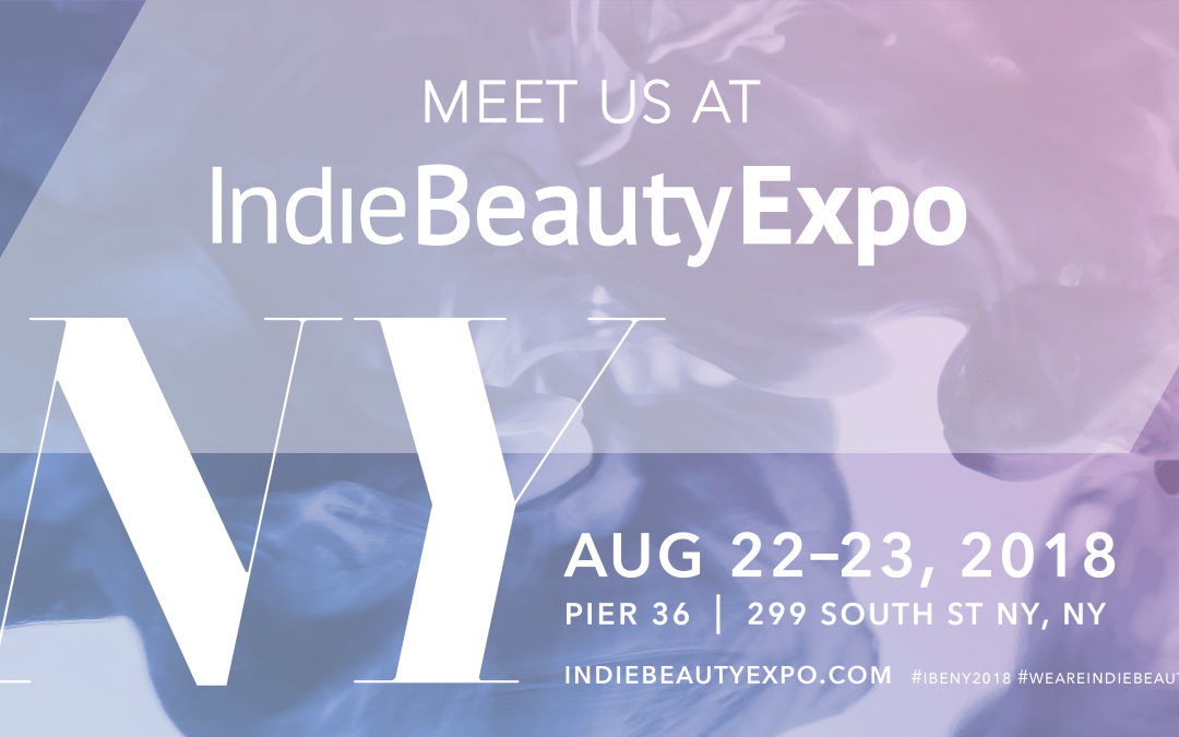indie beauty expo new york aveseena skin care