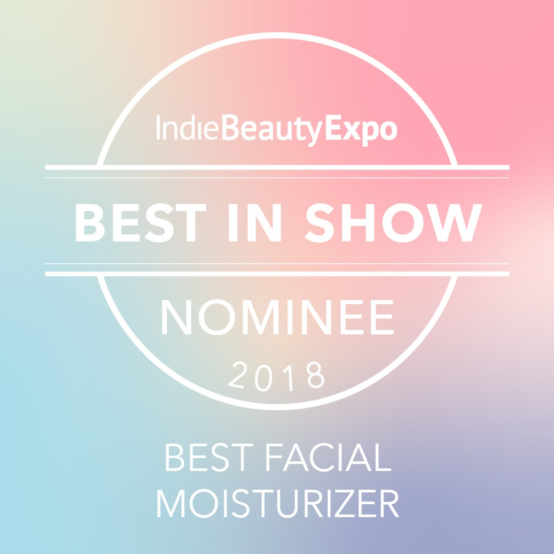ibe best in show moisturizer