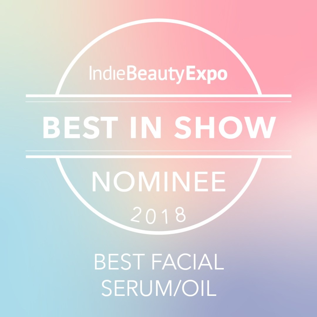 ibe best in show facial serum