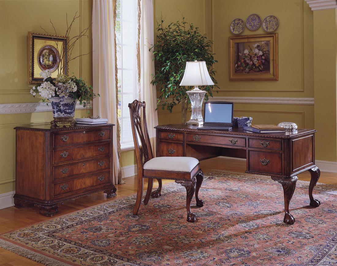 Ball Claw Desk By Hooker Furniture 158 Hooker Office Desks