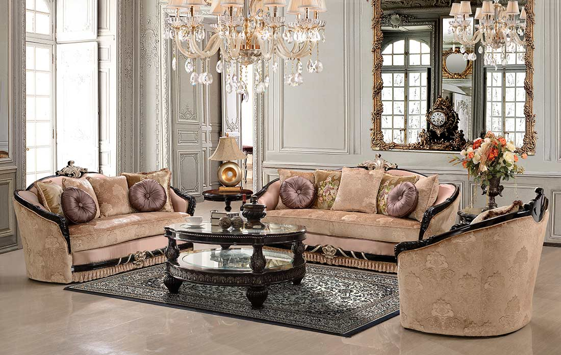 Formal Living Room Sets Sale