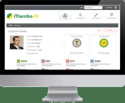 Mambo user interface