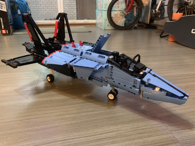 Lego 42066 Air Race Jet