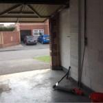 Garage Conversion To Sort Of Man Cave Avforums