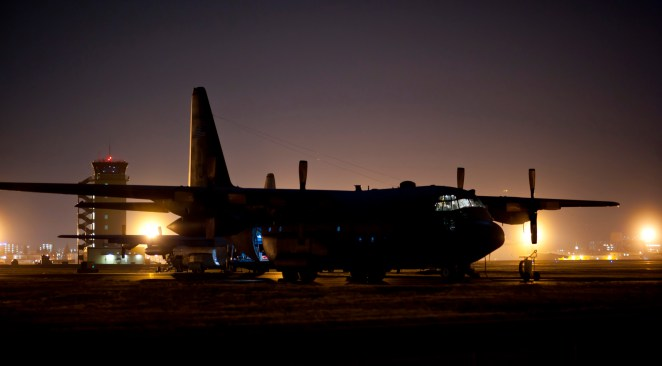 Maintainers keep C-130s flying to supply Operation Tomodachi