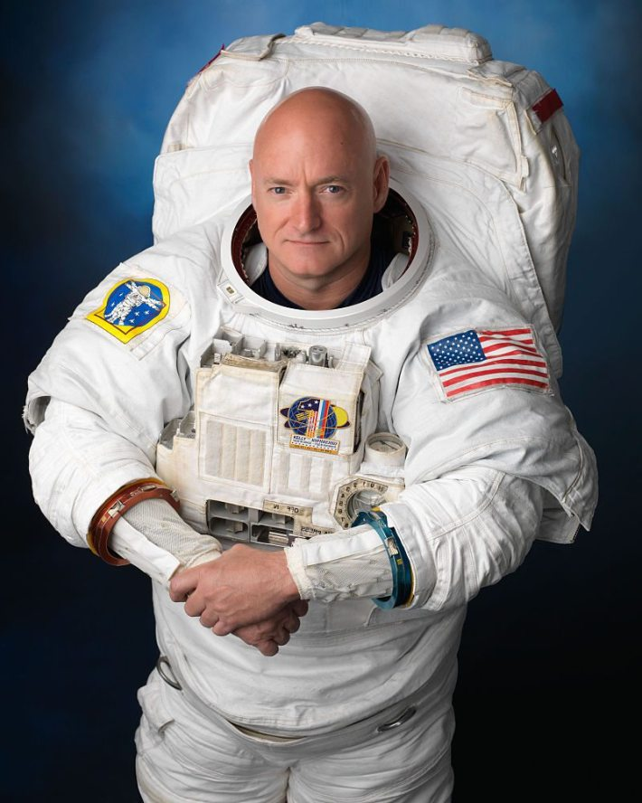 Astronaut Scott Kelly. Credit: NASA/Robert Markowitz