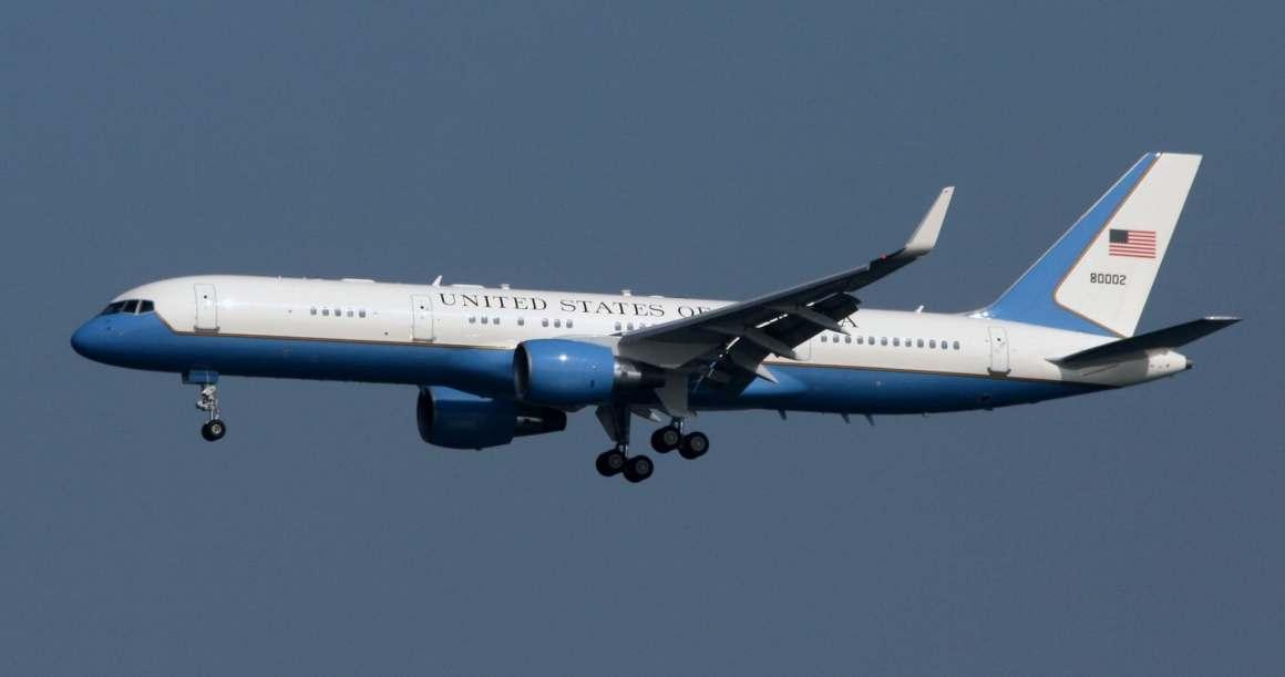 The C-32 (757). (Photo Public domain)
