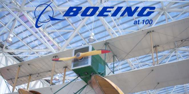 boeing at 100