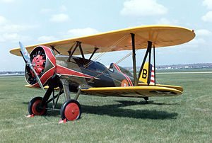 US Army Boeing P-2 (restored) (US Military Photograph)
