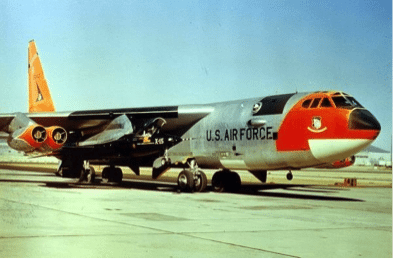 Figure 2 NB-52A Preparing for an X-15 flight early in the program.