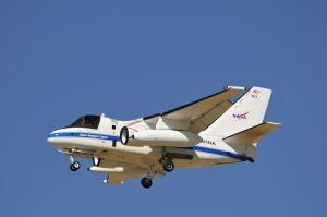 NASA S-B3 similar to one to be used to test autonomous sense-and-avoid technology.
