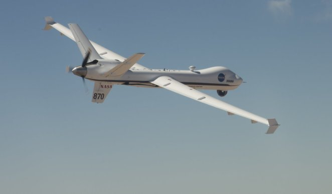 An Ikhana is an Unmanned Aerial System (UAS) being used to demonstrate various autonomous operating systems.