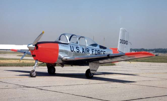 The Mentor: Beechcraft's T-34 Primary Trainer Was A Well-Played