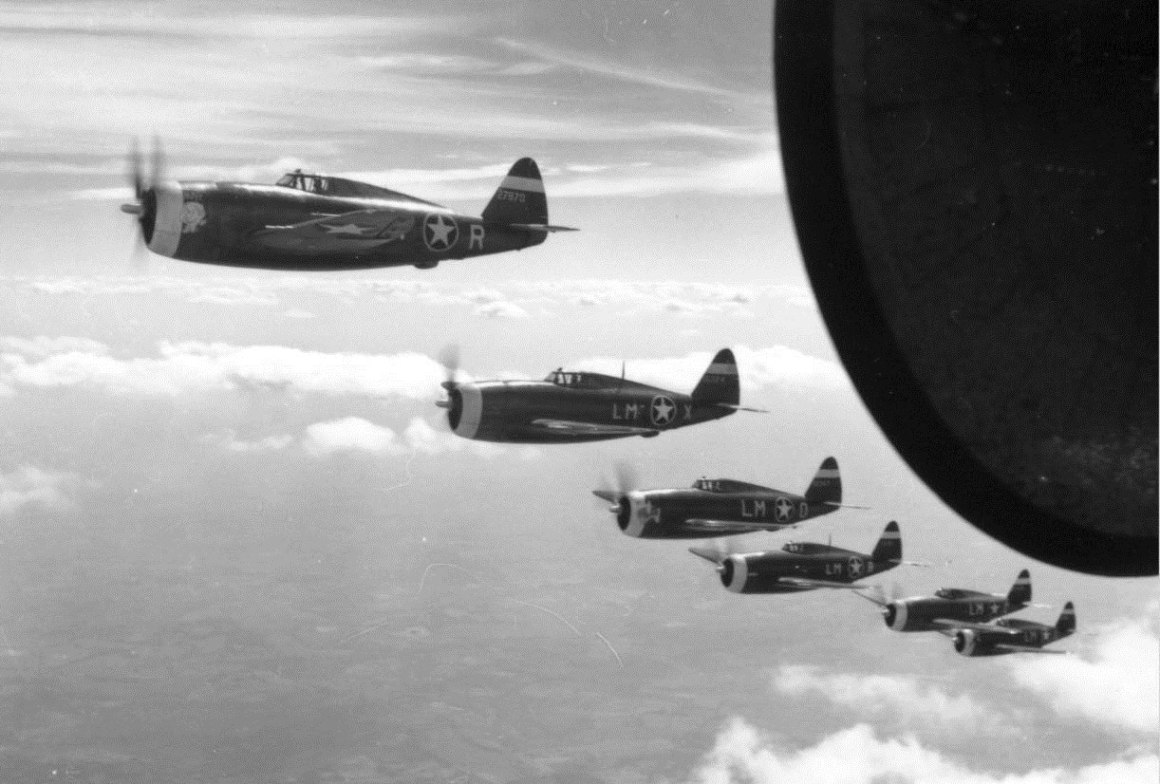 The Thunderbolts Ramrod to Emden WW2