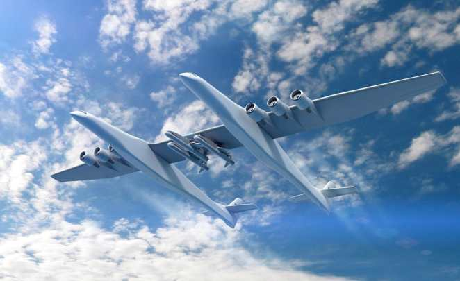 Stratolaunch Announces a New Fleet of Launch Vehicles