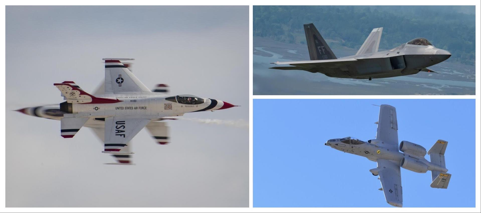 Ocean City Air Show 2020.Five Air Force Demonstration Teams Announce 2020 Airshow