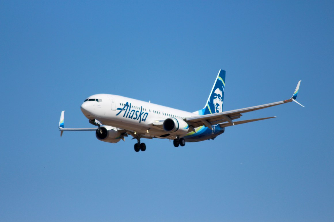 Alaska Airlines Codeshare
