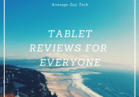 Tablet Reviews