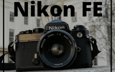 Film Friday – Nikon FE