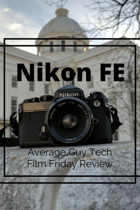 www.avgguytech.com - Nikon FE Review