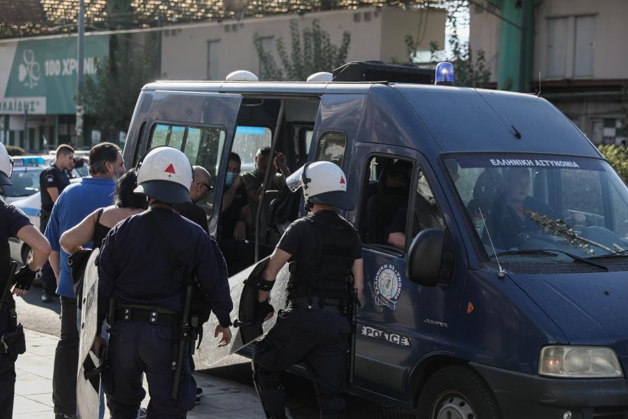 αστυνομία εφετείο βανάκι