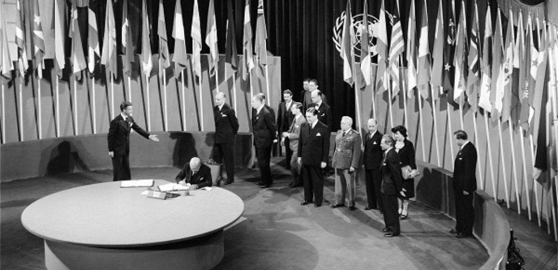 70 χρόνια από την ίδρυση του ΟΗΕ | Αυγή