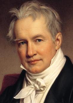 Alexander von Humboldt, Gemälde von Joseph Stieler, 1843 (Quelle: Wikimedia Commons)