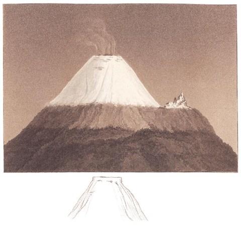 Vulkan Cotopaxi -- Quelle: humboldt-portal.de