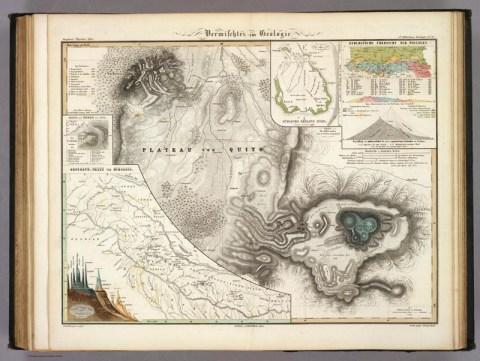Vermischtes zur Geologie -- Quelle: humboldt-portal.de