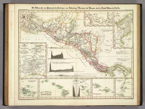 Die Vulkanreihe von Guatemala -- Quelle: humboldt-portal.de