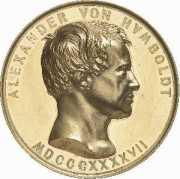 Fischer, Johann Karl: Alexander von Humboldt 1847 -- Quelle: smb.museum/