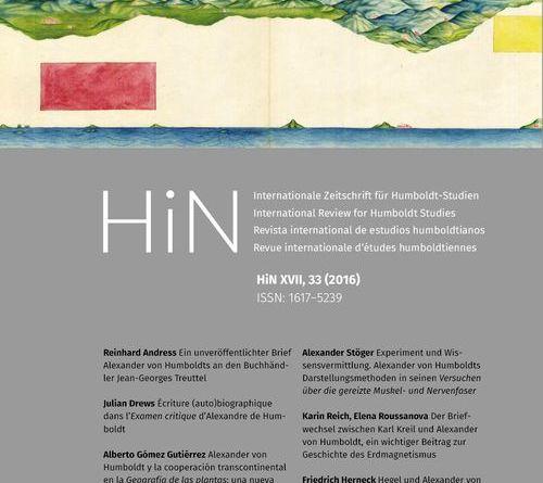 HiN XVIII, 33 (2016)