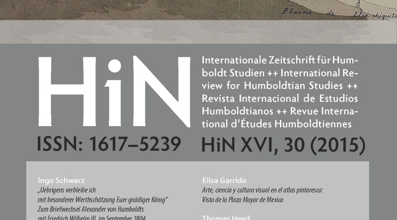 HiN XVI, 30 (2015)