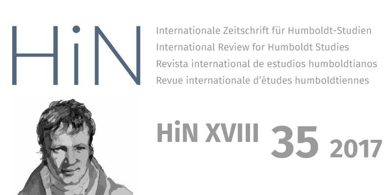 Alexander von Humboldt y la unidad de la naturaleza