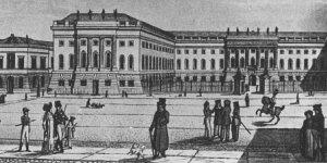 Bild der Humboldt-Universität zu Berlin, 1810