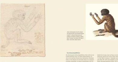 """Buchvorstellung mit Dominik Erdmann und Oliver Lubrich: """"Das zeichnerische Werk"""", Berlin, 30. Oktober 2019"""