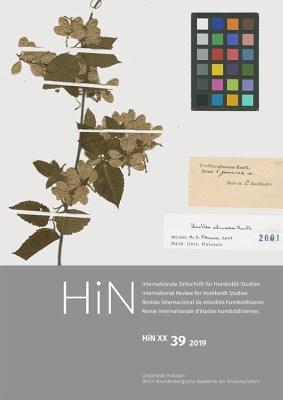 HiN XX, 39 (2019)