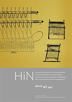 HiN XXI, 41 (2020)