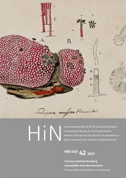 HiN XXII, 42 (2021): Themenheft und Ausstellungkatalog