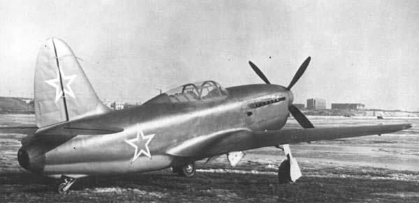 Sukhoi Su 5 I 107