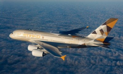 Etihad Airways F-WWSS