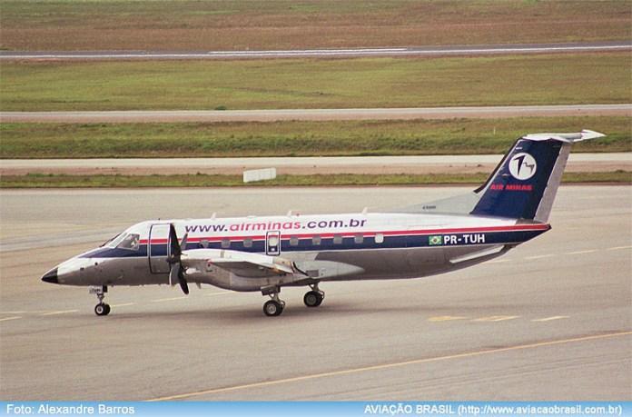 Air Minas - PR-TUH