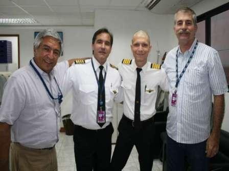 aeropostal oficiales 2013