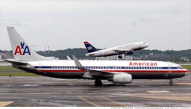 American Airlines - US Airways 2013