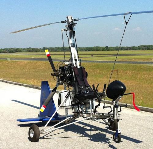 Autogiro Hornet, variante del Girobee.