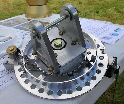 Cabezal de rotor y disco del prerrotador