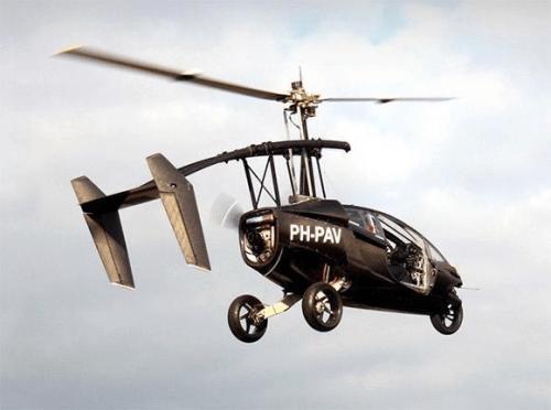 PAL-V en vuelo